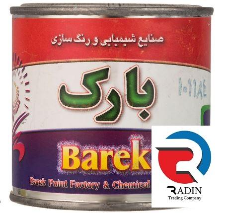 فروش ویژه رنگ بارک در تهران